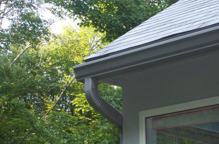 Seamless Rain Gutter Installation Vermont - Willeys Seamless Gutters